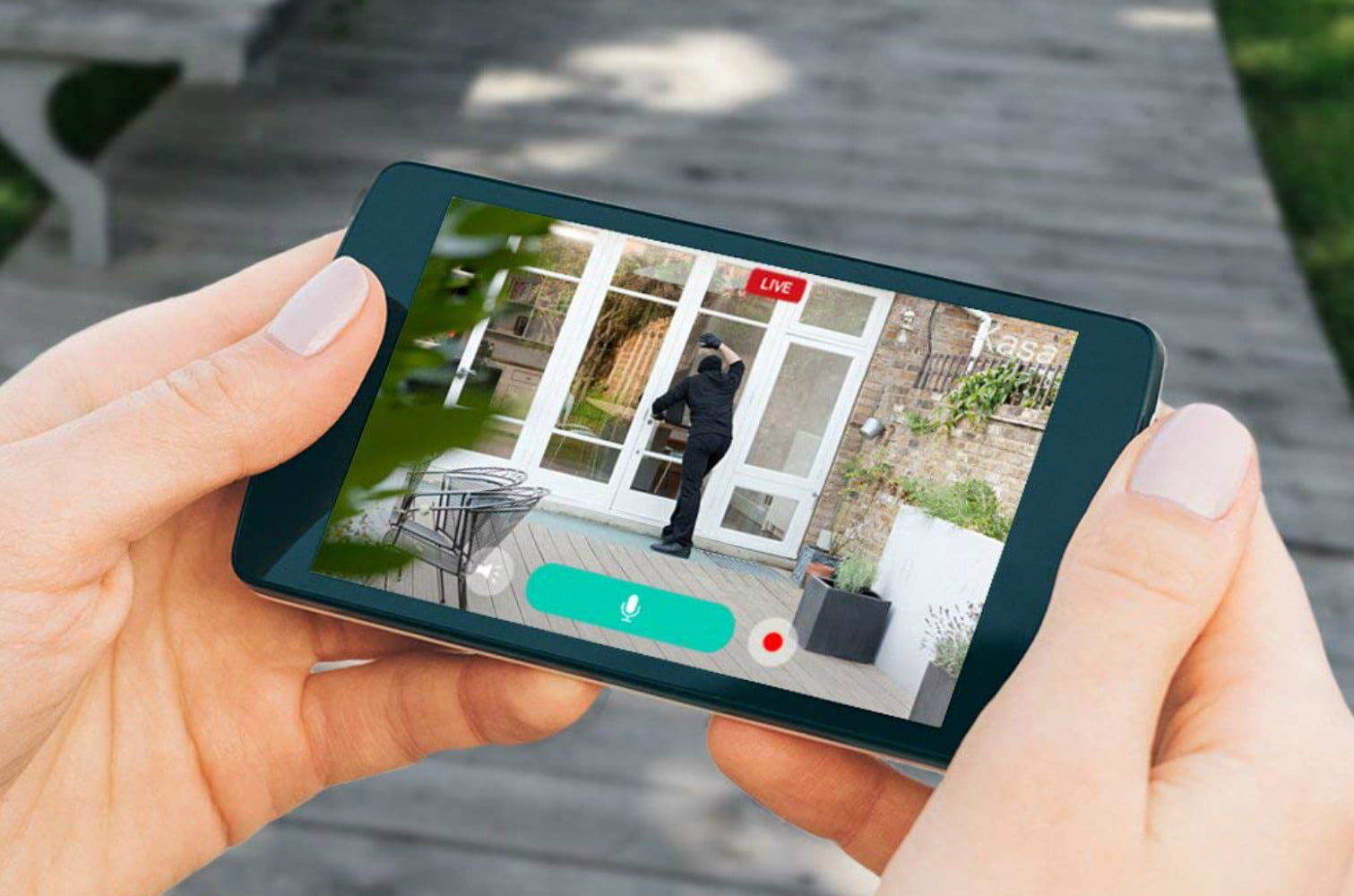 smart home security system 3